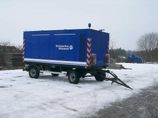 200kVA Netzersatzanlage