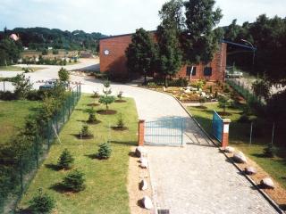 Nach dem Umbau: Unsere Unterkunft 1986